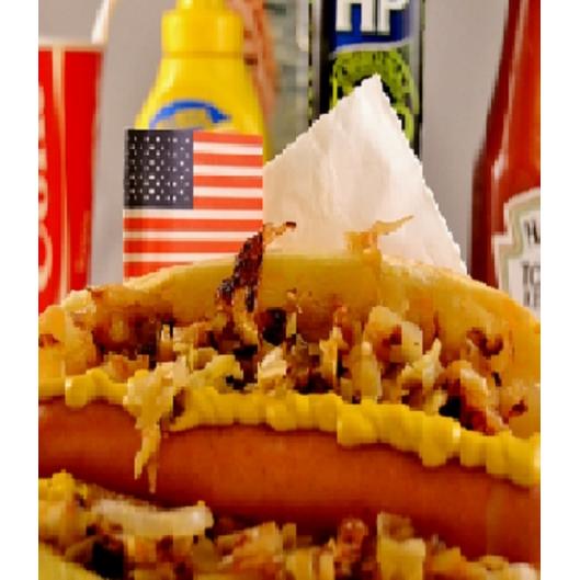 HOT DOG NEW YORKAIS