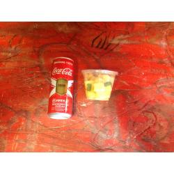 KIT FORMULE SODA ET SALADE DE FRUITS