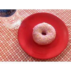 donuts chocolat + 1 kinder offert