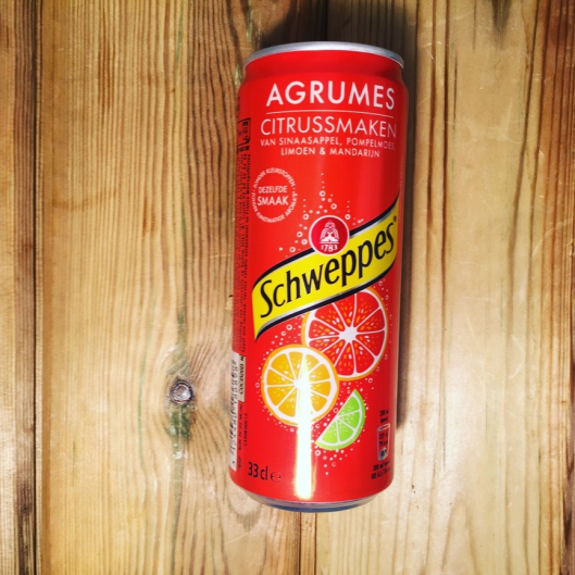 SCHWEEPES  AGRUMES